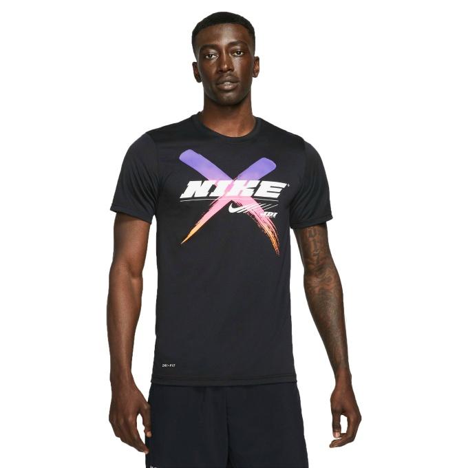 購入後レビュー記入でクーポンプレゼント中 ナイキ Tシャツ 開店祝い 半袖 メンズ NIKE DA1792-010 ドライフィット メーカー公式 Dri-FIT