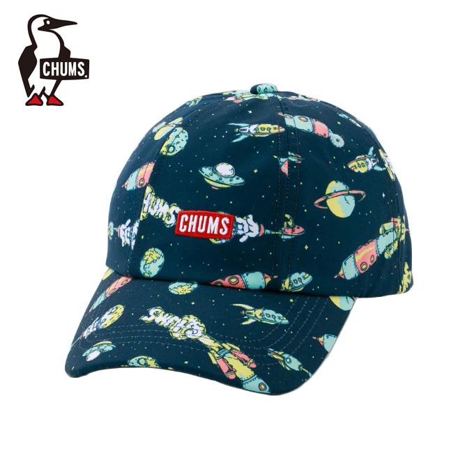 購入後レビュー記入でクーポンプレゼント中 チャムス CHUMS 帽子 キャップ メンズ レディース 一部予約 ライトニングパイロットキャップ Nebula S Lightning アウトレット☆送料無料 Cap Pilot CH05-1155