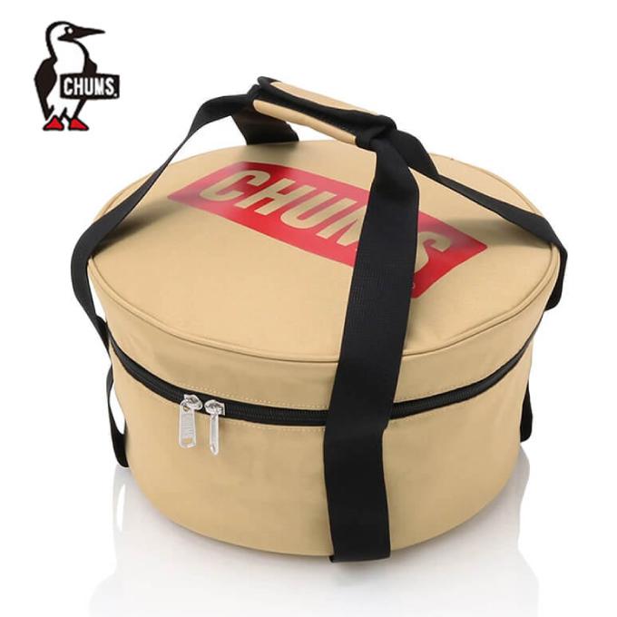 購入後レビュー記入でクーポンプレゼント中 大人気 チャムス CHUMS ツールケース 返品交換不可 CH60-3046 キャンプグッズ チャムスロゴラウンドツールケース