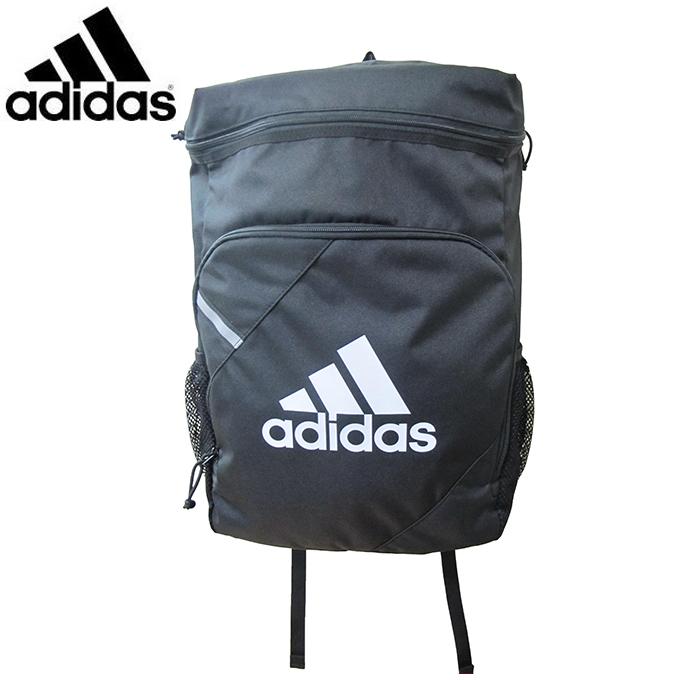 購入後レビュー記入でクーポンプレゼント中 送料無料限定セール中 アディダス ボールバッグ 大幅値下げランキング ADP38BK adidas ボール用デイパック