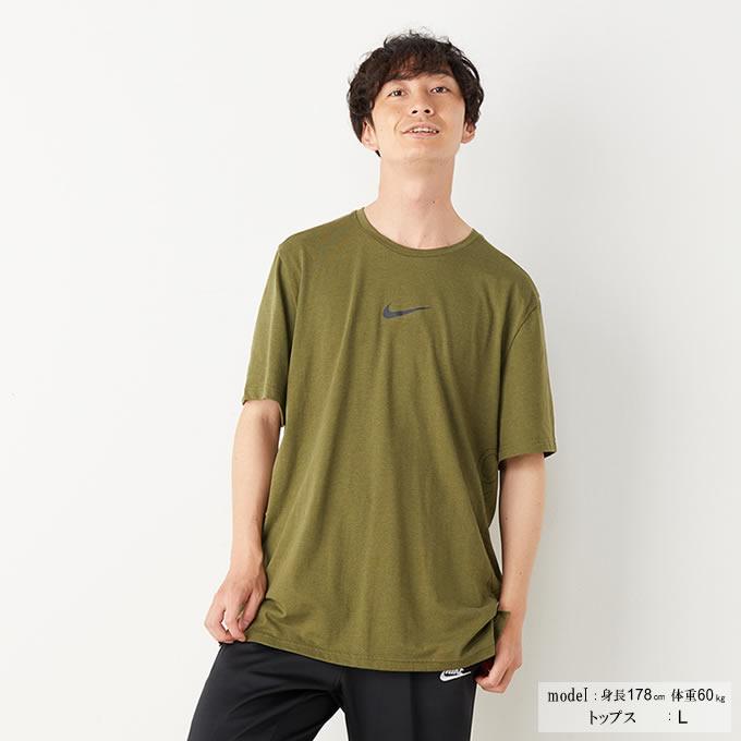 購入後レビュー記入でクーポンプレゼント中 ショッピング ナイキ Tシャツ 半袖 メンズ Burnout ナイキプロ 高い素材 ドライフィット NIKE DD1829-326