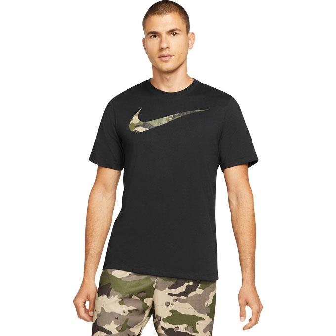 ナイキ Tシャツ 半袖 メンズ 2020 DF カモ S フィル グラフィック 日本製 DD6895-010 NIKE