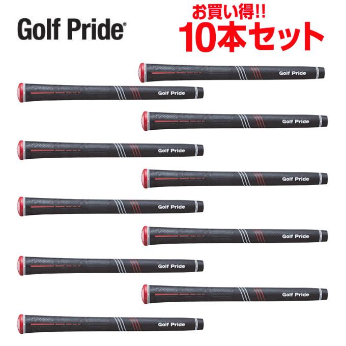 【クーポン利用で1000円引 11/18 23:59まで】 ゴルフプライド Golf Pride ゴルフ メンズ CP2 Pro クラブ用グリップ お買い得10点セット CCPS
