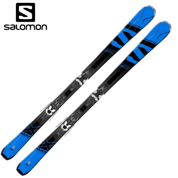 サロモン salomon メンズ レディース スキー板セット 金具付 X-MAX SX +MERCURY11 エックスマックス + マーキュリー 399568 【取付無料】