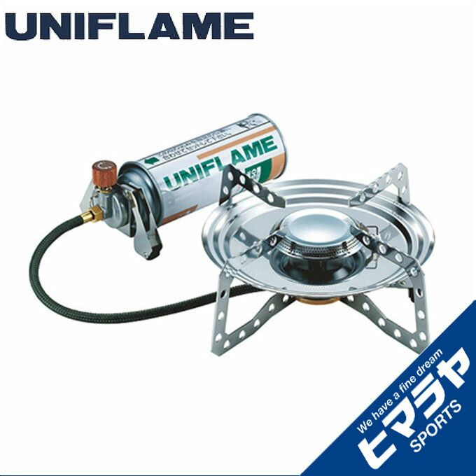 ユニフレーム UNIFLAME シングルバーナー テーブルトップバーナー US-D 610138