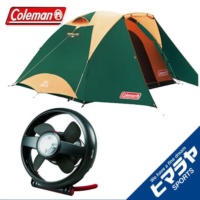 気質アップ 【キャンプ用品クーポンで5%OFF 8/4 テント 8/4 12:00~8 2000027279+2000010346/9 9:59】コールマン アウトドア テント タフドーム/3025 スタートパッケージグリーン+CPX6 テントファンLEDライト付 2000027279+2000010346 coleman, windyside:fbec28c3 --- enduro.pl