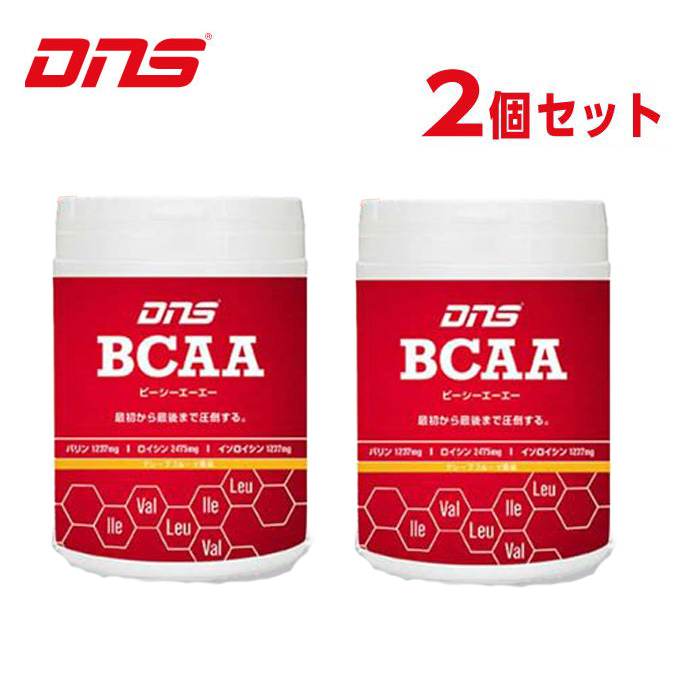 ディーエヌエス DNS プロテイン 2点セット BCAA D14000380101