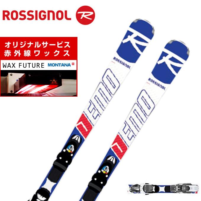 【クーポン利用で1000円引 11/18 23:59まで】 ロシニョール ROSSIGNOL スキー板 セット金具付 メンズ DEMO DELTA + XPRESS11【WAX】