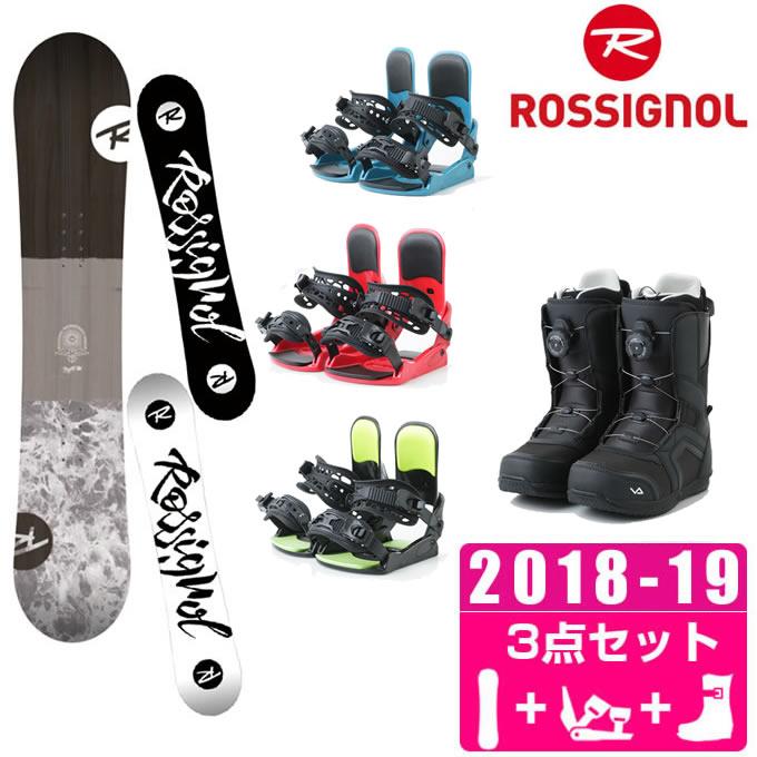 ロシニョール ROSSIGNOL スノーボード 3点セット レディース MYTH LTD + KONNECT + SUPERB ボード+ビンディング+ブーツ