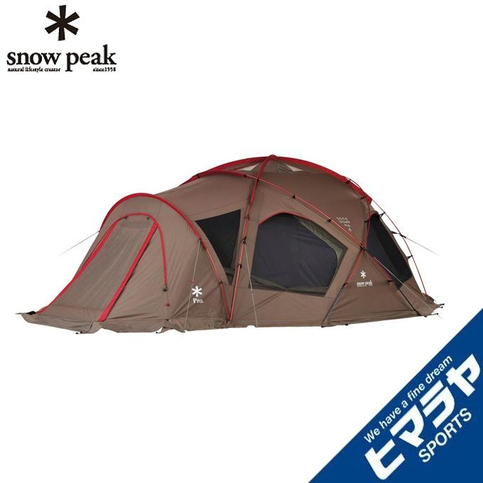 スノーピーク snow peak テント 大型テント ファミリーテント ドックドーム Pro.6 SD-506 アウトドア キャンプ