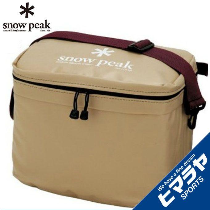 スノーピーク snow peak ソフトクーラー ソフトクーラー18 FP-118
