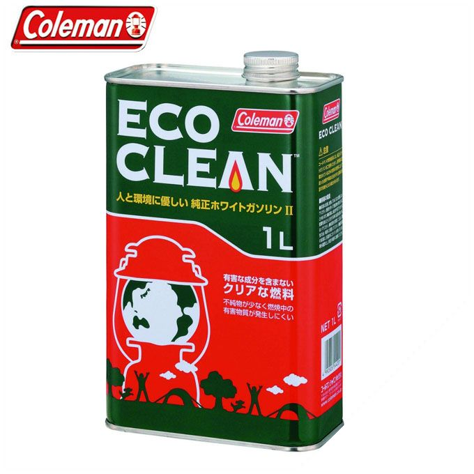 特別セール品 コールマン ガソリン エコクリーン1L 170-6759 od 期間限定特別価格 coleman