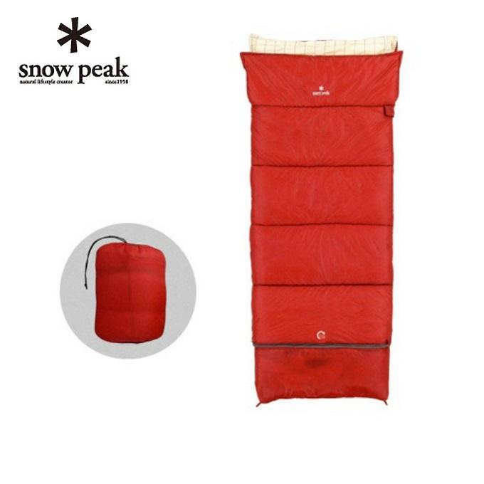 スノーピーク snow peak 封筒型シュラフシュラフ 寝袋 封筒型 セパレートオフトンワイド1400 BDD-104アウトドア キャンプ 寝袋 布団 od