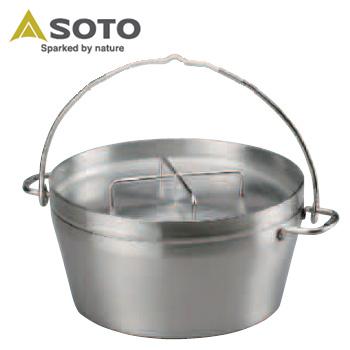 ソト SOTO ダッチオーブン ステンレスダッチオーブン12インチ ST-912 od