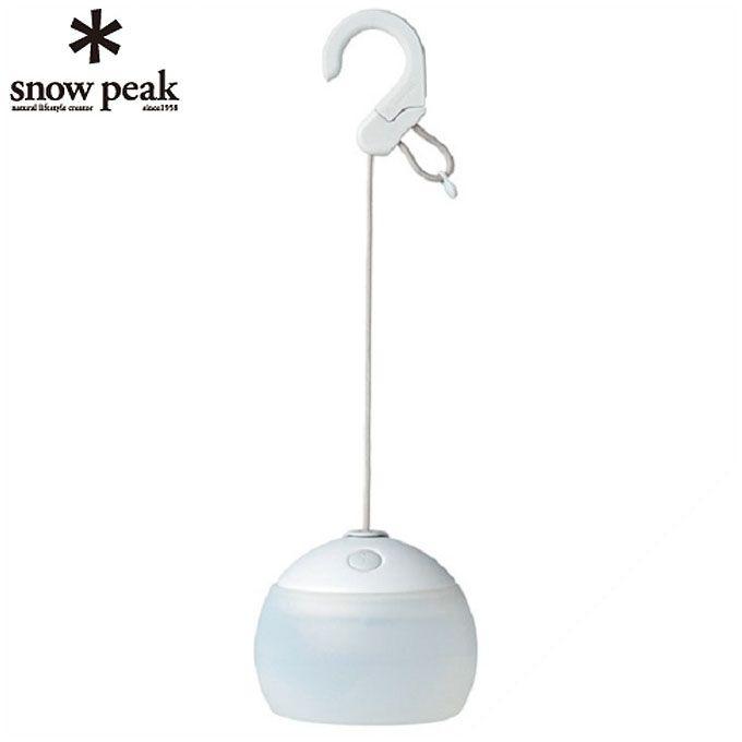 【12/1(日)限定 エントリーでP10倍!】スノーピーク snow peak LEDランタン ほおずき ゆき ホワイト ES-070WH od