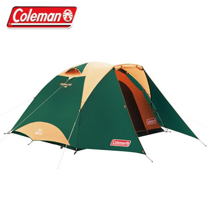 【期間限定5%OFFクーポンでお得にお買い物】 コールマン テント 大型テント タフドーム/3025 スタートパッケージグリーン 2000027279 coleman od