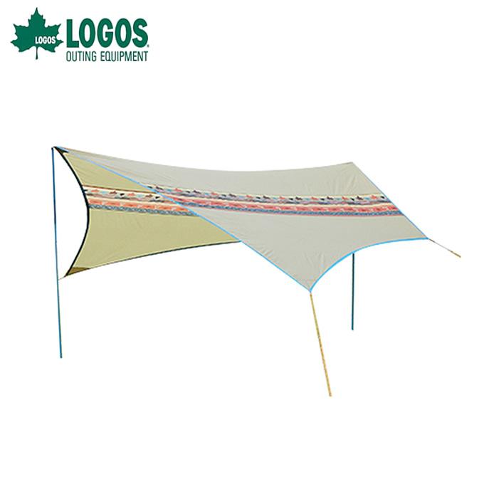 ロゴス LOGOS タープ Tarp ナバホTepee ブリッジヘキサ-AE 71806509 od