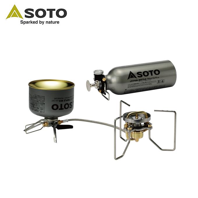 ソト SOTO シングルバーナー ストームブレイカー SOD-372 od