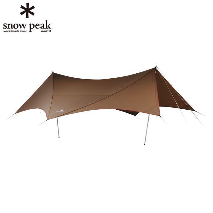 スノーピーク snow peak タープ Tarp HDタープ シールド ヘキサエヴォ Pro. TP-250R od
