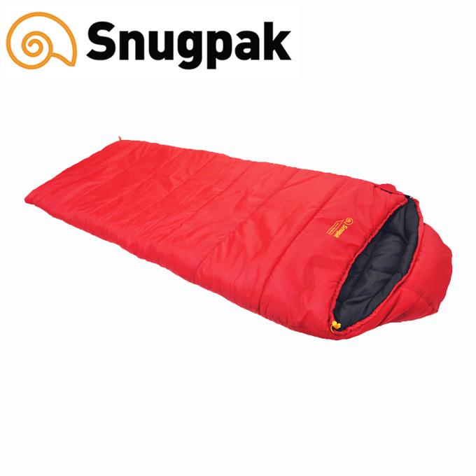 【期間限定5%OFFクーポンでお得にお買い物】 スナッグパック Snugpak マミー型シュラフ スリーパーエクスペディション スクエア SLEEPER EXPEDITION SQUARE SP5021RD od