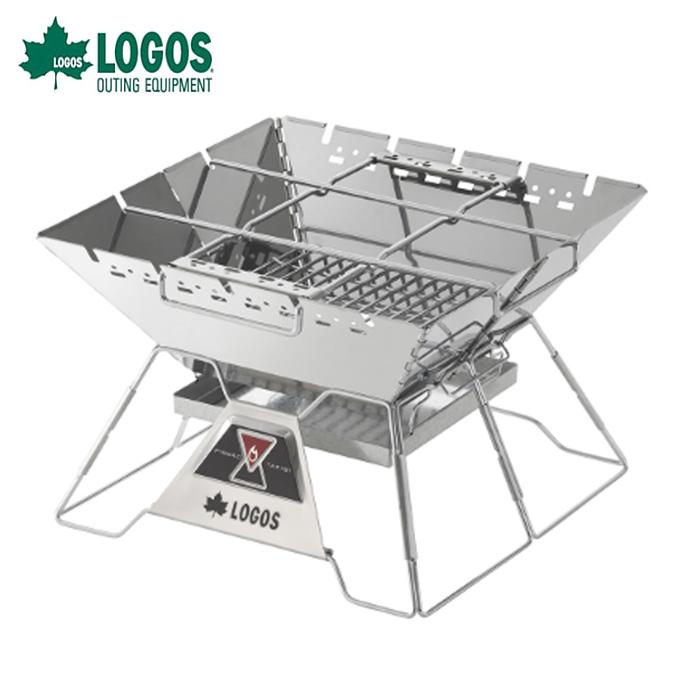 ロゴス LOGOS 焚き火台 the ピラミッドTAKIBI L ザ タキビ 81064162 od