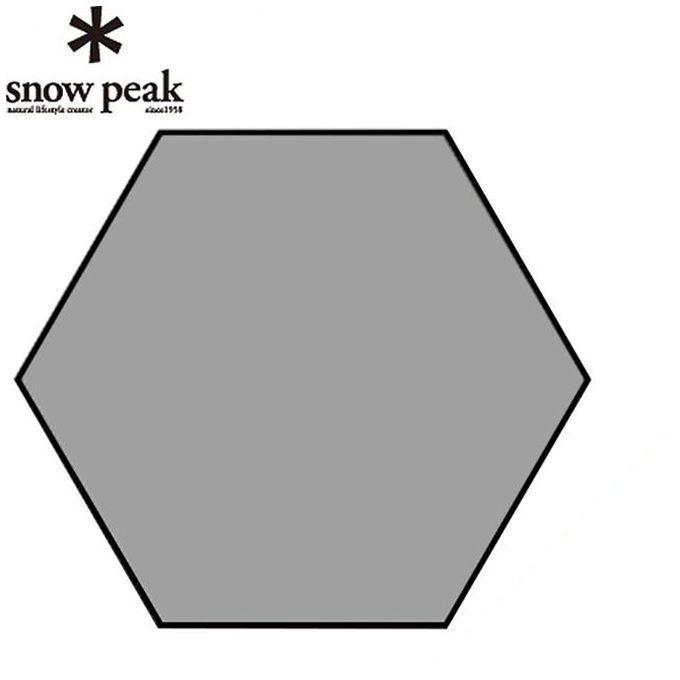 スノーピーク snow peak グランドシート スピアヘッド Pro.L リビングシート TP-450-1 od