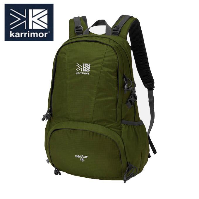 【期間限定5%OFFクーポンでお得にお買い物】 カリマー karrimor バックパック メンズ レディース セクター25 55033 od