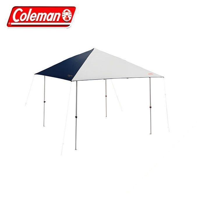 コールマン Coleman カンタンタープ インスタントバイザーシェード/L (ネイビー/グレー) 2000033119 od
