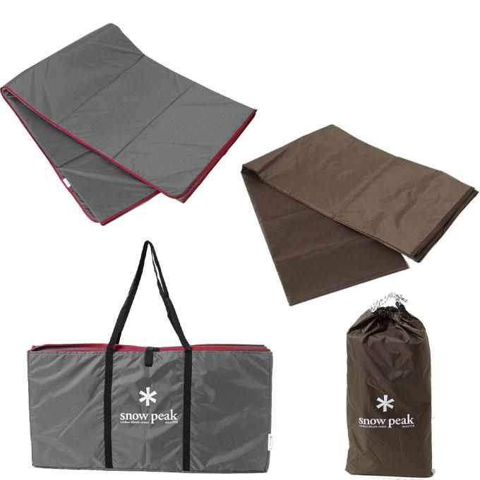 スノーピーク インナーマット Amenity Dome Mat & Sheet Set アメニティドーム マット シートセット SET-021H snow peak od