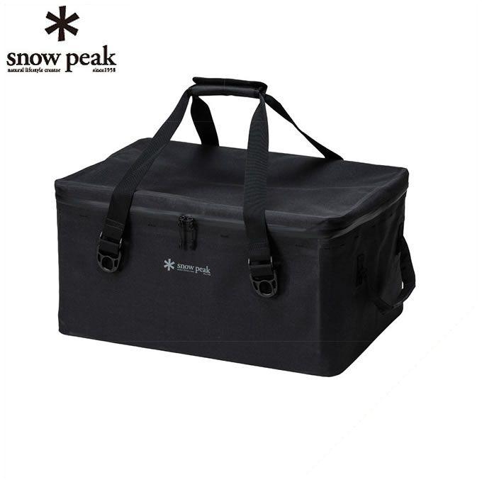 【期間限定5%OFFクーポンでお得にお買い物】 スノーピーク snow peak 防滴バッグ ウォータープルーフ ギアボックス 2ユニット BG-032 od, ウジシ a561df53