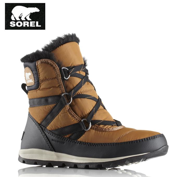 ソレル SOREL スノーブーツ 冬靴 レディース Whitnye Short Lace ウィットニーショートレース NL2776 224 od