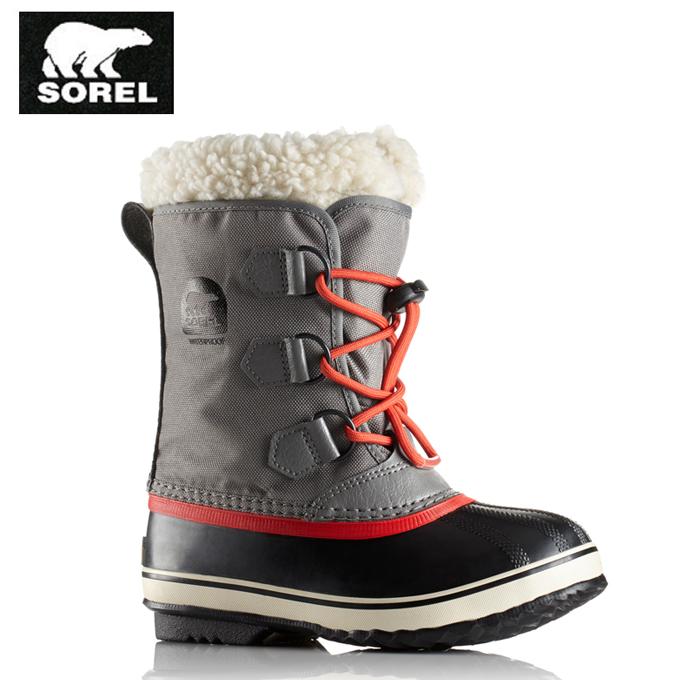 ソレル SOREL スノーブーツ 冬靴 ジュニア Yoot Pac Nylon ユートパックナイロン NY1879 053 od