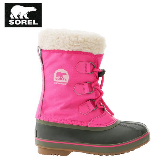 ソレル SOREL スノーブーツ 冬靴 ジュニア Yoot Pac Nylon ユートパックナイロン NY1879 693 od