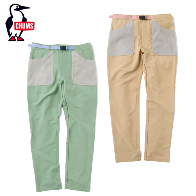 CHUMS CF ストレッチCFトレックパンツ ロングパンツ チャムス od Stretch Treck メンズ Pants CH03-1118
