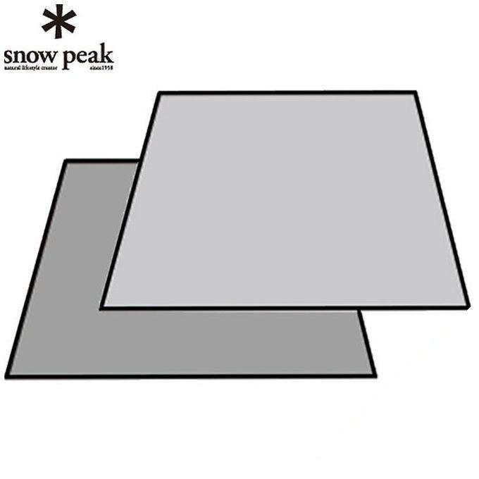 スノーピーク インナーマット エントリーパックTT用マットシートH SET-250-1H snow peak od