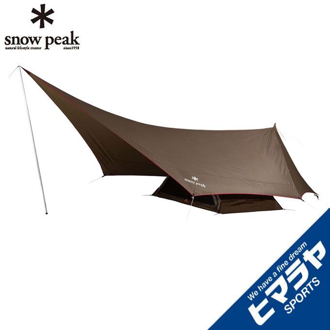 【期間限定5%OFFクーポンでお得にお買い物】 スノーピーク テント 小型テント ヘキサイーズ 1 SDI-101 snow peak od