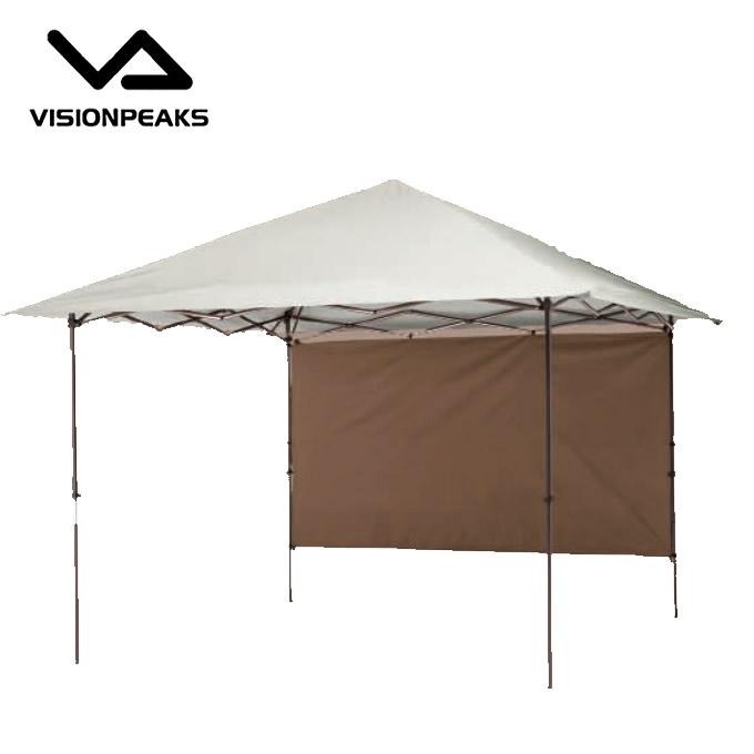 ビジョンピークス VISIONPEAKS ワンタッチタープ ワンアクションバイザーシェード320F VP160201I03 od