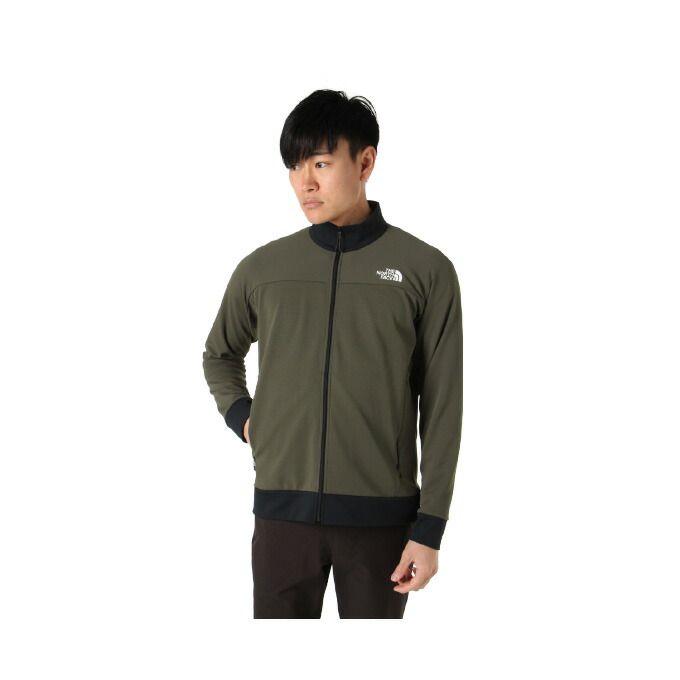 ノースフェイス ジャージージャケット メンズ Anytime Jersey Jacket エニータイムジャージージャケット NT11998 THE NORTH FACE od