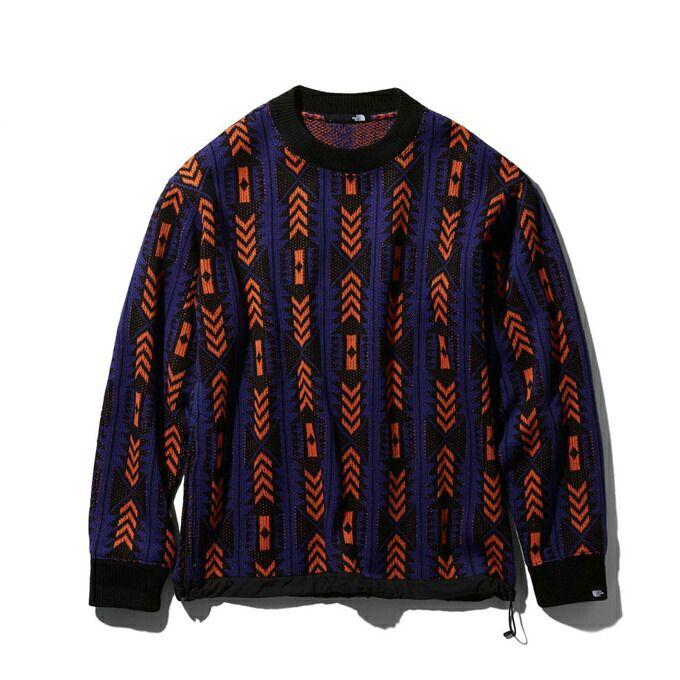 ノースフェイス スウェットトレーナー メンズ レディース RAGE Sweater レイジセーター ユニセックス NT41961 AP THE NORTH FACE od
