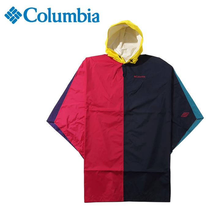【期間限定5%OFFクーポンでお得にお買い物】 コロンビア ポンチョ メンズ スペイパインズポンチョ PU1658 426 Columbia od