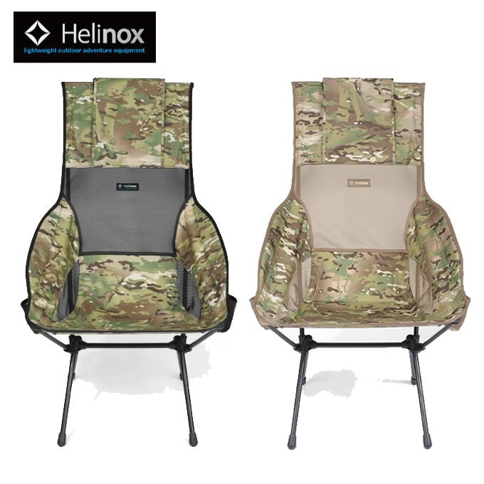 ヘリノックス Helinox アウトドアチェア サバンナチェア カモ 1822248 od