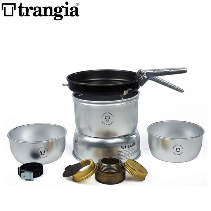 トランギア trangia 調理器具セット 鍋 フライパン ストームクッカーS ウルトラライト TR-27-3UL od