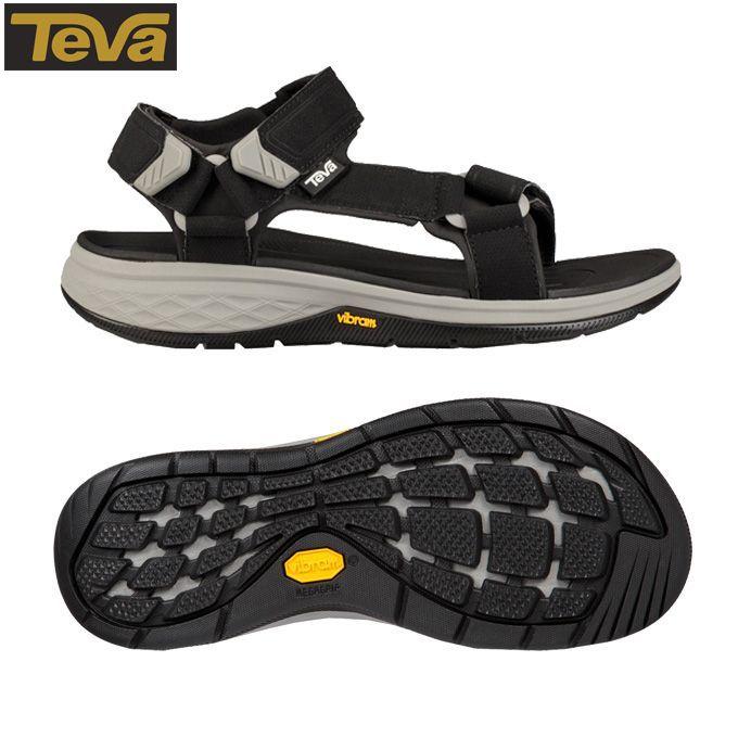 テバ TEVA ストラップサンダル メンズ STRATA UNIVERSAL ストラータ ユニバーサル 1099445-BLK od