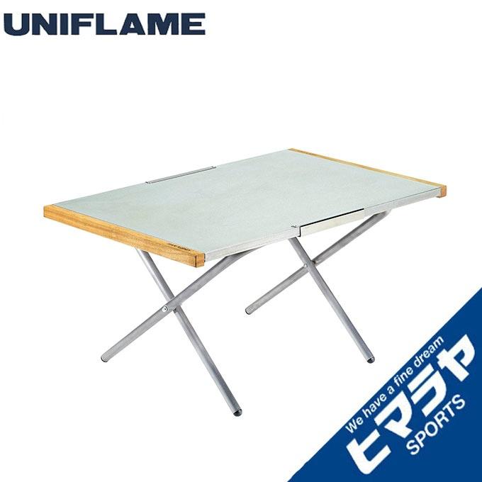 ユニフレーム UNIFLAME アウトドアテーブル 小型テーブル 焚き火テーブル ラージ 682111 od