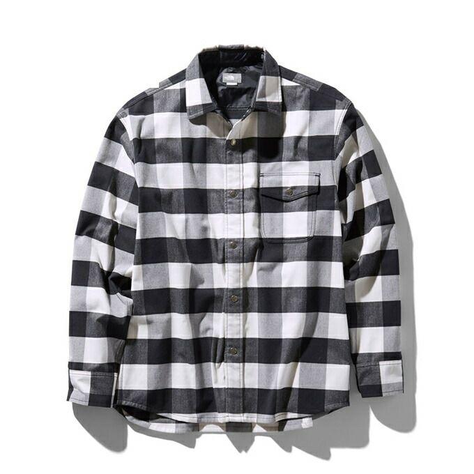 ノースフェイス 長袖シャツ レディース L/S Nuthatch Shirt ロングスリーブヌハッチシャツ NR61964 KW THE NORTH FACE od