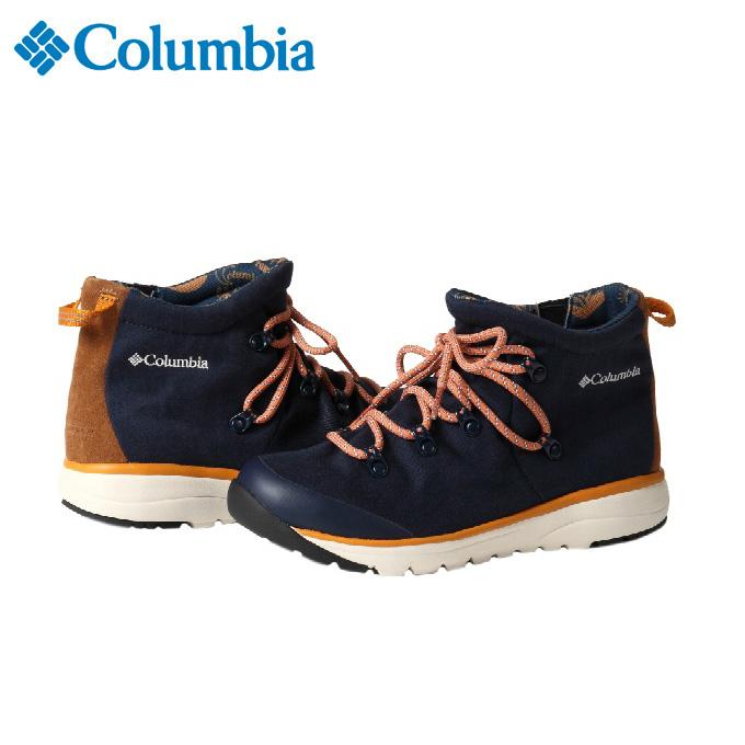 コロンビア トレッキングシューズ レディース 919ミッド2オムニテック YU0285 464 Columbia od