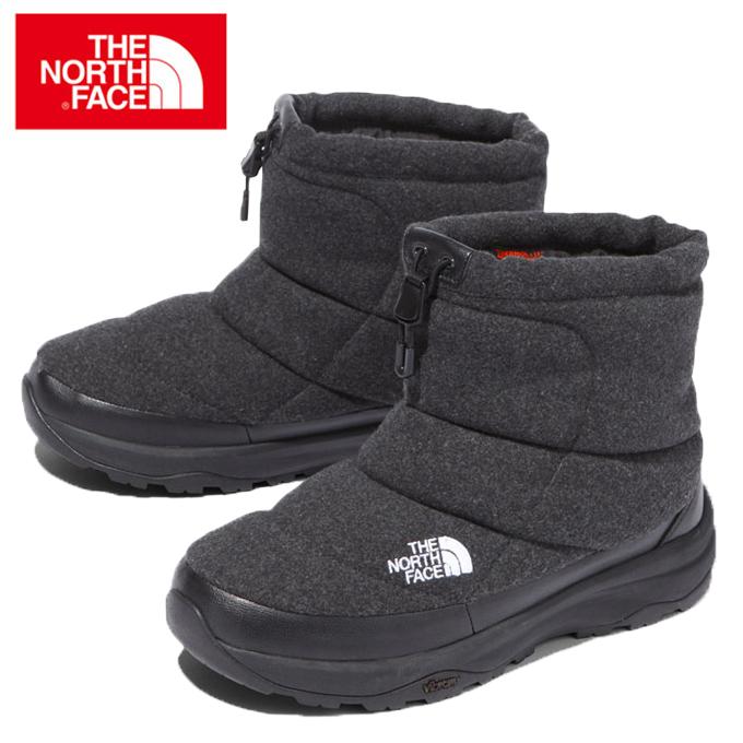 【期間限定5%OFFクーポンでお得にお買い物】 ノースフェイス スノーブーツ 冬靴 メンズ レディース ヌプシ ブーティー ウール V ショート NF51979 C od