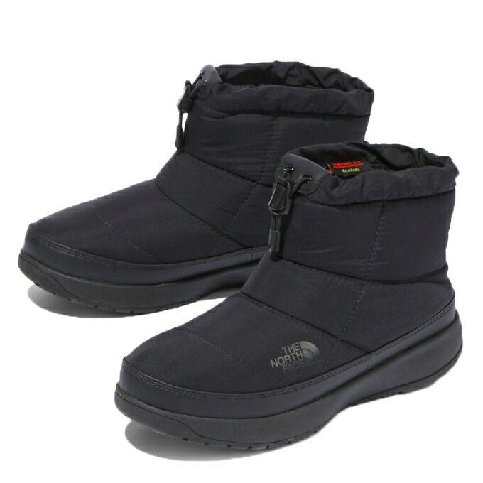 【期間限定5%OFFクーポンでお得にお買い物】 ノースフェイス スノーブーツ 冬靴 レディース ヌプシ ブーティー ウォータープルーフ VII ショート NFW51976 KK od