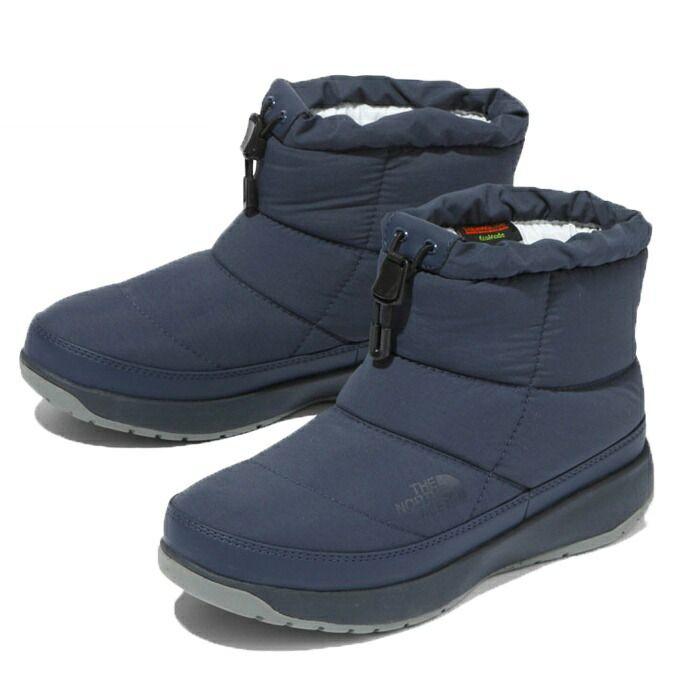 【期間限定5%OFFクーポンでお得にお買い物】 ノースフェイス スノーブーツ 冬靴 レディース ヌプシ ブーティー ウォータープルーフ VII ショート NFW51976 UN od