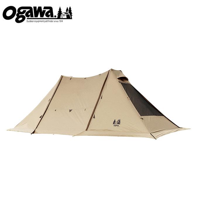 【ラッピング無料】 OGAWA od 【期間限定5%OFFクーポンでお得にお買い物!】オガワテント テント ツインクレスタ 3347 ドームテント-アウトドア